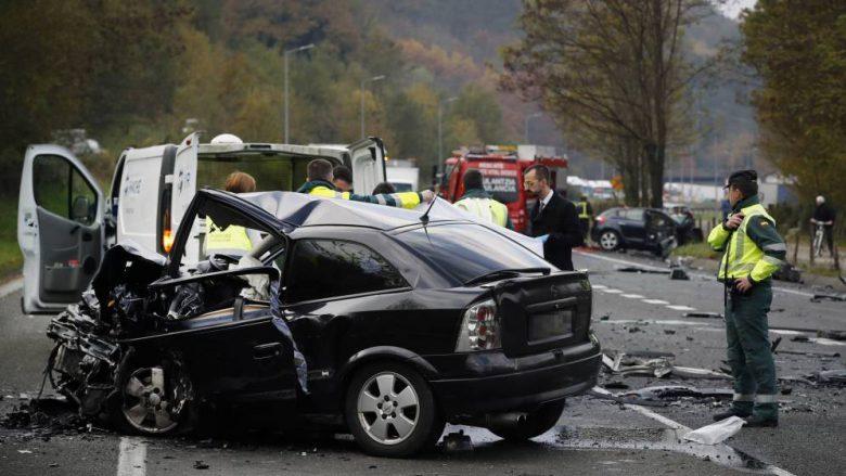 Secuelas accidentes tráfico