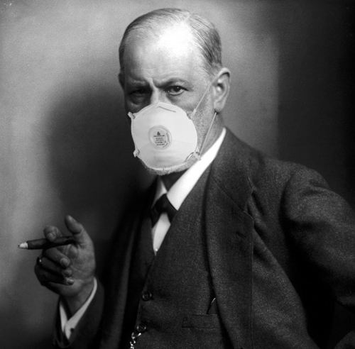 Sigmund Freud coronavirus