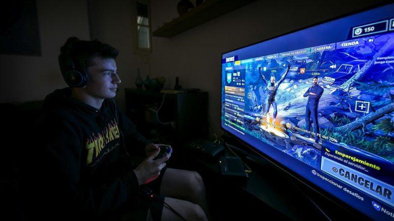Adiccion videojuegos confinamiento